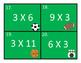 Multiplication Task Cards Scoot Bundle