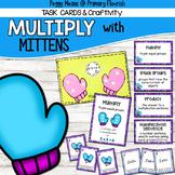 Multiplication Task Cards (3rd Grade) and Craftivity