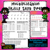 Multiplication Test Prep