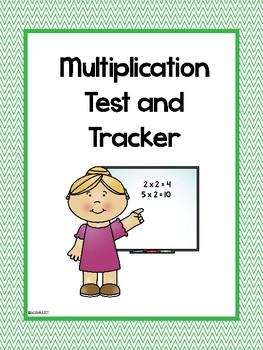 Multiplication Test and Tracker