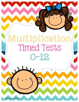 Multiplication Tests/Tracker/Certificate
