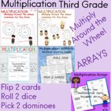 Multiplication Third Grade Bundle