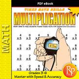 Multiplication: Timed Math Drills