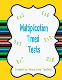 Multiplication Tests
