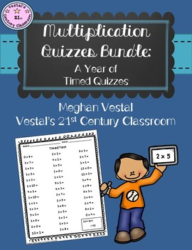 Multiplication Tables Bundle