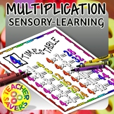 Multiplication Times Tables Activities