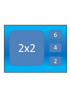 Multiplication Times Tables Paperless Interactive PDF, Autism, Special Education