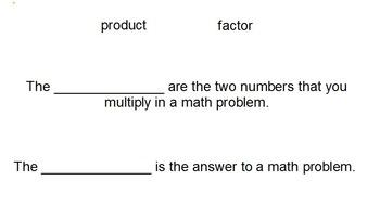 Multiplication Tips and Tricks Flipchart