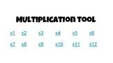 Multiplication Tool