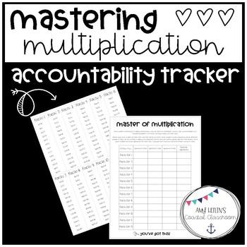Multiplication Tracker