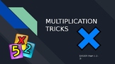 Multiplication Tricks Poster
