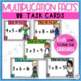 Multiplication Task Cards True or False? Prove It!