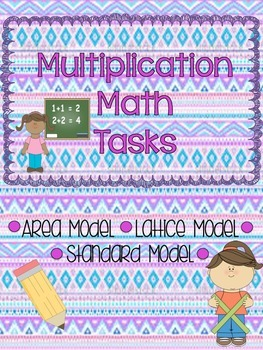 Multiplication- Two-by-Two