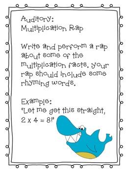 Multiplication Under the Sea