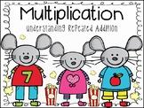 Multiplication - Understanding Repeated Addition