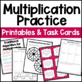 Multiplication Unit (4th and 5th Grade Multiplication)
