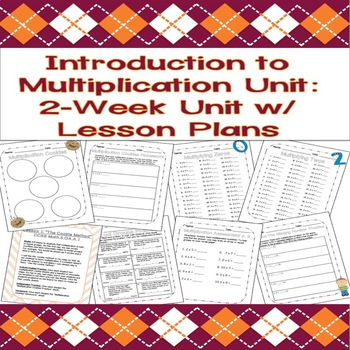 Multiplication Unit: A Two-Week Introduction to Multiplication