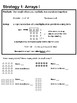 Multiplication Unit Resources - Supplementary Practice