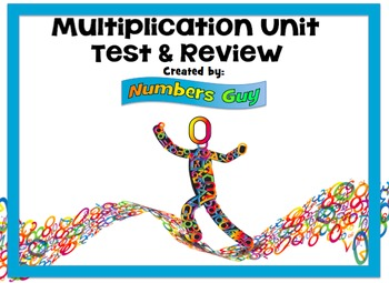 Multiplication Unit Review and Test