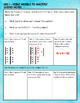 Multiplication Unit for 4th grade