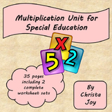 Multiplication Unit for Special Education