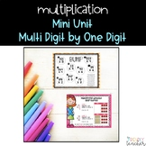 Multiplication Unit (multi-digit by one digit)