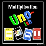 Multiplication Uno -Ish, arrays, center game