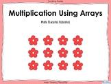 Multiplication Using Arrays