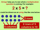 Multiplication Using Arrays