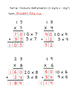 Multiplication Using Partial Products