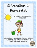Multiplication Vacation Project