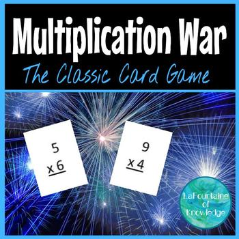 Multiplication War