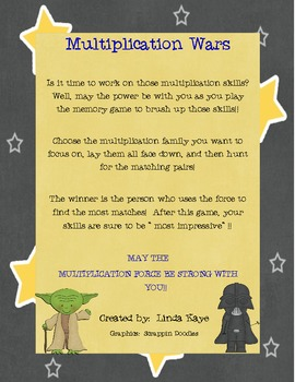 Multiplication Wars
