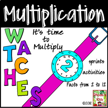 Multiplication Watches