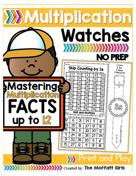 Multiplication: Watches
