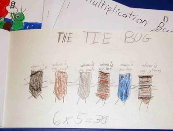 Multiplication Weird, Wacky Bug Books