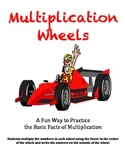 Multiplication Wheels - A Fun Way to Practice the Basic Facts of Multiplication