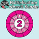Multiplication Wheels MATH CLIPART