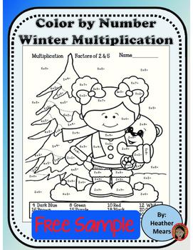 Multiplication  Winter