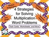 Multiplication Word Problem Strategies