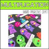 Multiplication Word Problem Craft