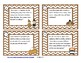 Multiplication Word Problem Task Cards, Thanksgiving Task