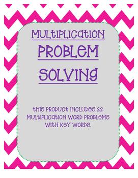 Multiplication Problem Solving
