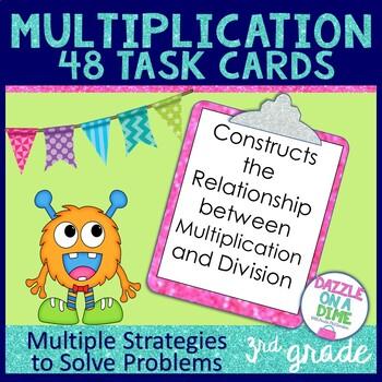 3rd Grade Multiplication Word Problems