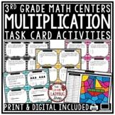 Multiplication Word Problems 3rd Grade 3.4K Math TEKS- Tas