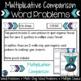 multiplication worksheets word problems 4th grade multiplicative comparison. Black Bedroom Furniture Sets. Home Design Ideas
