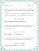 Multiplication Word Problems 5.NBT.5