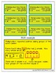 Multiplication Word Problems Center/Activity for Reg & Spec Ed 3rd and 4th Math
