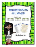 Multiplication Word Problems Modeled