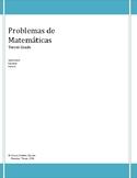 Multiplication Word Problems - Problemas de multiplicación